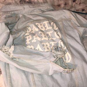 Jackets & Blazers - Denim over sized jacket